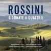Rossini: 6 Sonate a quattro by Mark Fewer, Yolanda Bruno, Julian Schwarz & Joel Quarrington album reviews
