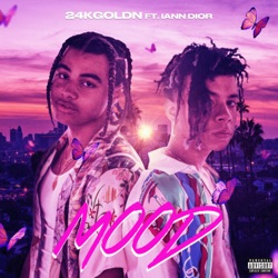 Mood (feat. iann dior) by 24kGoldn listen, download