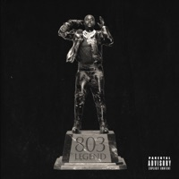 803 Legend by Blacc Zacc album reviews and download