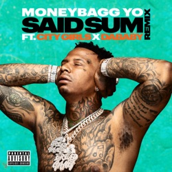 Said Sum (Remix) [feat. City Girls & DaBaby] by Moneybagg Yo reviews, listen, download