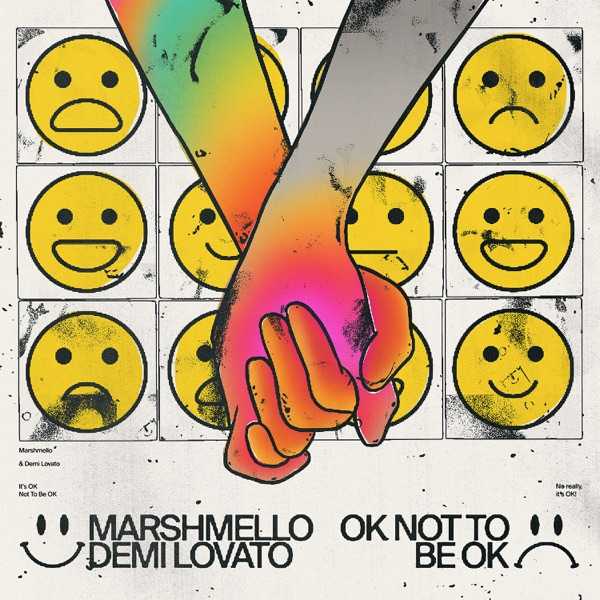 OK Not to Be OK by Marshmello & Demi Lovato song reviws