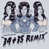Stream & download 34+35 (Remix) [feat. Doja Cat & Megan Thee Stallion] - Single