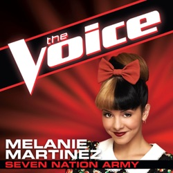 Listen Seven Nation Army (The Voice Performance) - Single album
