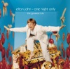 One Night Only: The Greatest Hits (Live) by Elton John album reviews