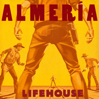 Almeria (Deluxe Version) by Lifehouse album reviews, ratings, credits