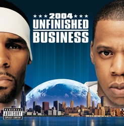 Listen Unfinished Business album