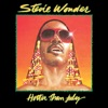 Hotter Than July by Stevie Wonder album reviews