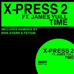 Listen Time (feat. James Yuill) album