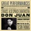 Stream & download R. Strauss: Also Sprach Zarathustra & Don Juan