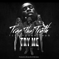 Listen Try Me (feat. Young Thug) - Single album