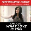 Stream & download What Love Is This (Performance Tracks) - EP