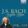 J.S. Bach: Complete Edition, Vol. 1/10 by Various Artists album reviews