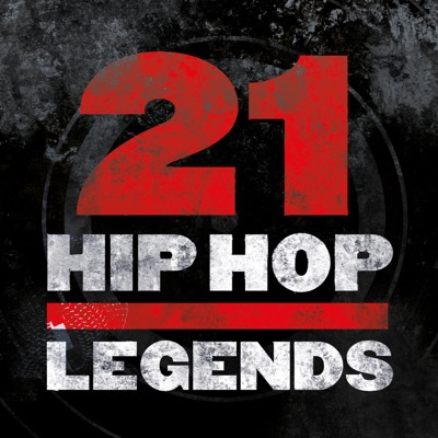 21 Hip-Hop Legends by Various Artists album reviews, ratings, credits