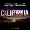 Stream & download California (feat. T.I., Young Dolph & Ricco Barrino) - Single