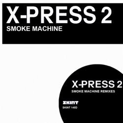 Listen Smoke Machine (Remixes) album