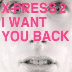 Listen I Want You Back - Single album