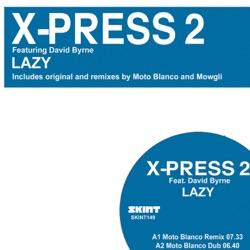 Listen Lazy (feat. David Byrne) [Remixes] album