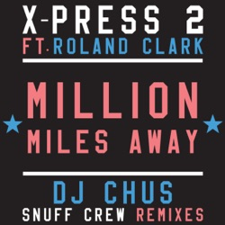 Listen Million Miles Away (feat. Roland Clark) - EP album
