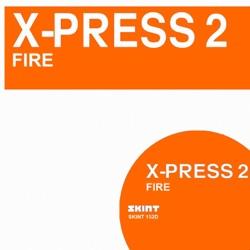 Listen Fire - Single album