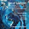 Stream & download Sawyers: Cello Concerto, Symphony No. 2 & Concertante for Violin, Piano and Strings