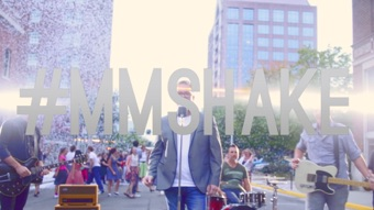 Shake by MercyMe album reviews, ratings, credits