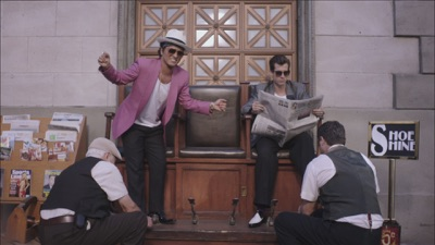 Uptown Funk (feat. Bruno Mars) by Mark Ronson album reviews, ratings, credits