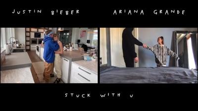 Stuck with U by Ariana Grande & Justin Bieber album reviews, ratings, credits