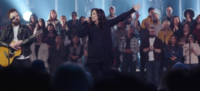 The Blessing by Kari Jobe, Cody Carnes & Elevation Worship album reviews, ratings, credits