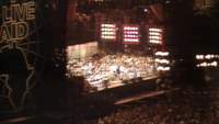 watch We Are the World (Live at Live Aid, John F. Kennedy Stadium, 13th July 1985) music video
