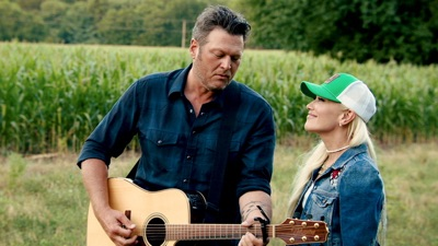 Happy Anywhere (feat. Gwen Stefani) by Blake Shelton album reviews, ratings, credits