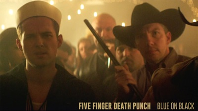 Blue on Black by Five Finger Death Punch album reviews, ratings, credits