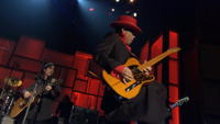 watch While My Guitar Gently Weeps (Live at the Waldorf-Astoria Hotel, New York City, 3/15/2004) music video